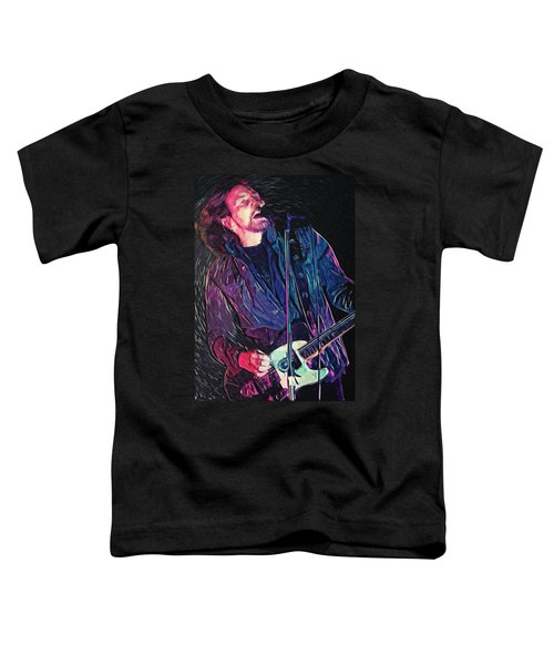 Eddie Vedder Toddler T-Shirt