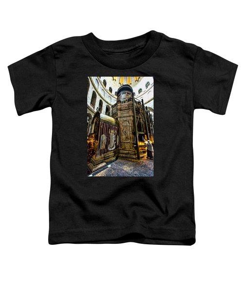 Edicule Of The Tomb Toddler T-Shirt