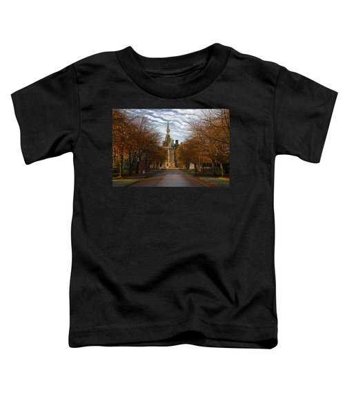 Edinburgh's Fettes College Toddler T-Shirt