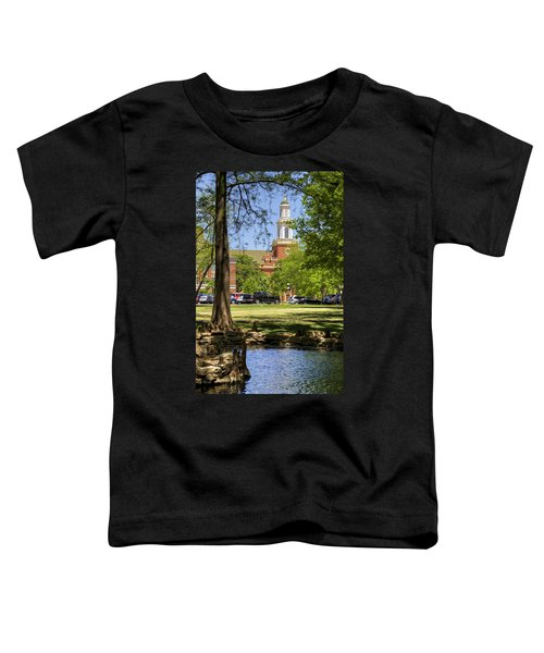 Edmon Low Library Toddler T-Shirt