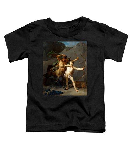 Education Of Achilles Toddler T-Shirt