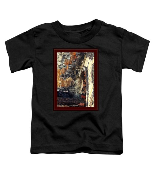 El Morro Arch With Border Toddler T-Shirt