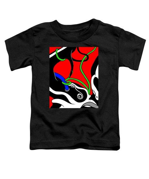 Elephant Titus Toddler T-Shirt