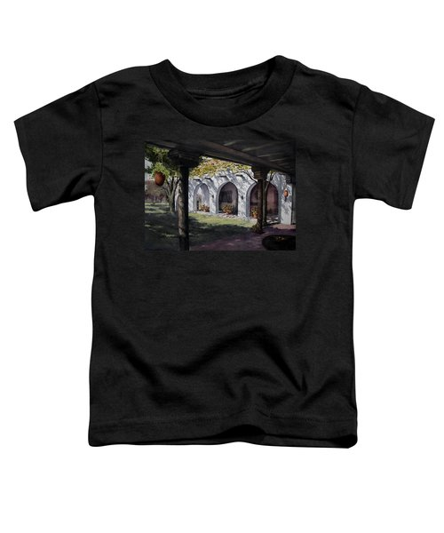 Elfrida Courtyard Toddler T-Shirt