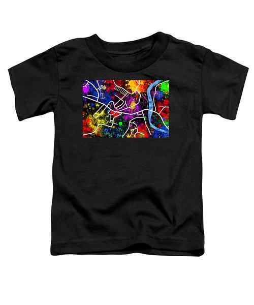 Ellicott City Map Toddler T-Shirt