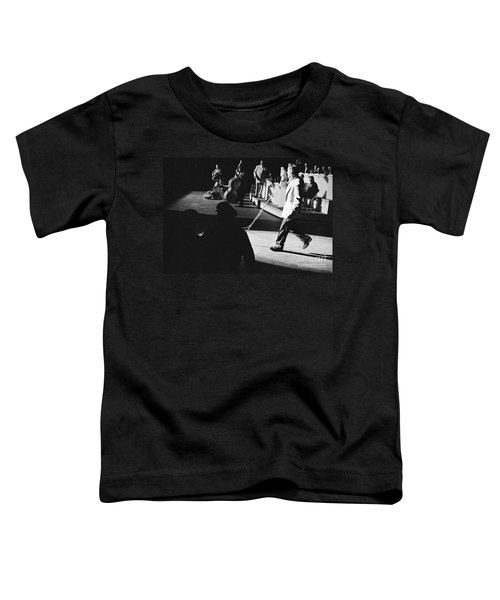 Elvis Presley With An Orchestra 1956 Toddler T-Shirt