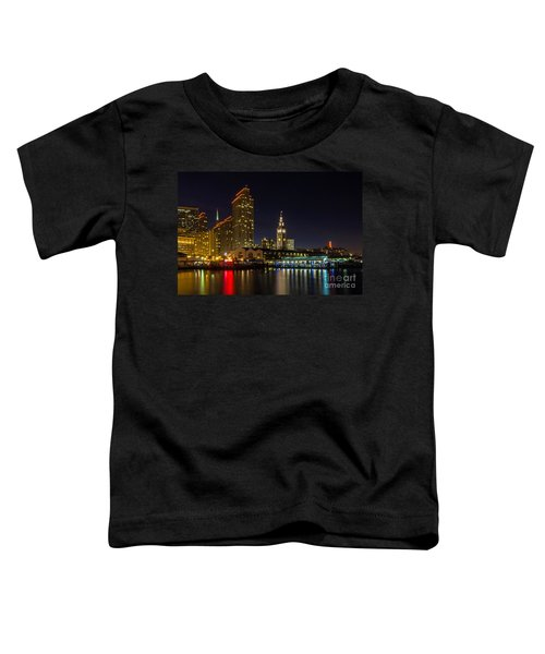 Embarcadero Blue Hour Toddler T-Shirt