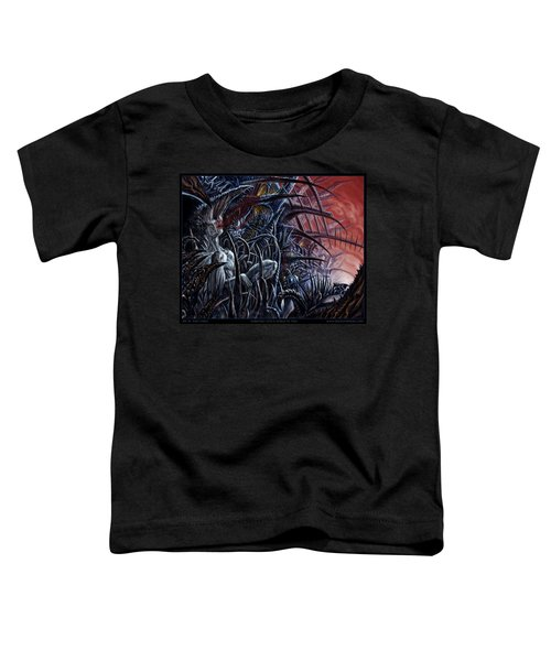 Embedded Into A World Of Pain Toddler T-Shirt