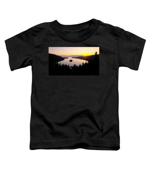 Emerald Dawn Toddler T-Shirt