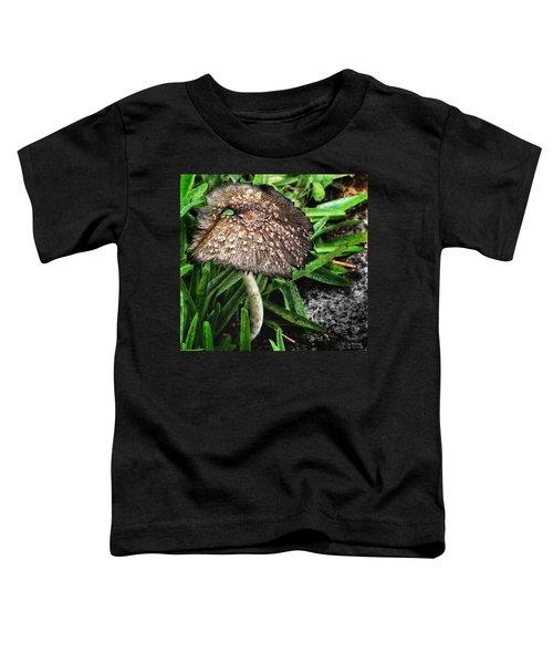Enchanted Muchroom Toddler T-Shirt