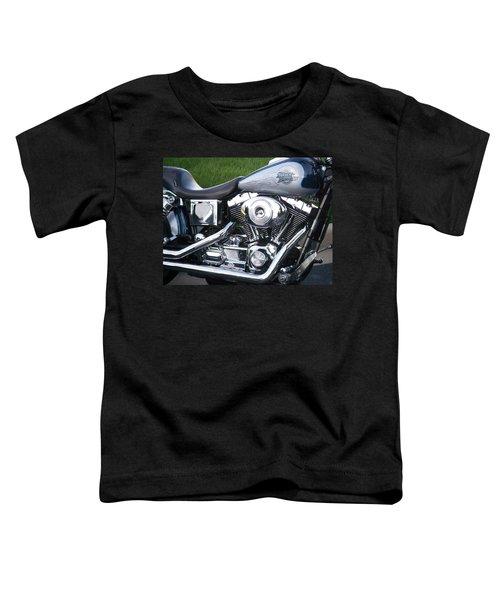 Engine Close-up 5 Toddler T-Shirt
