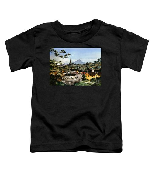 Enniskerry Panorama Wicklow Toddler T-Shirt