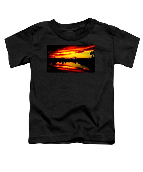 Epic Reflection Toddler T-Shirt