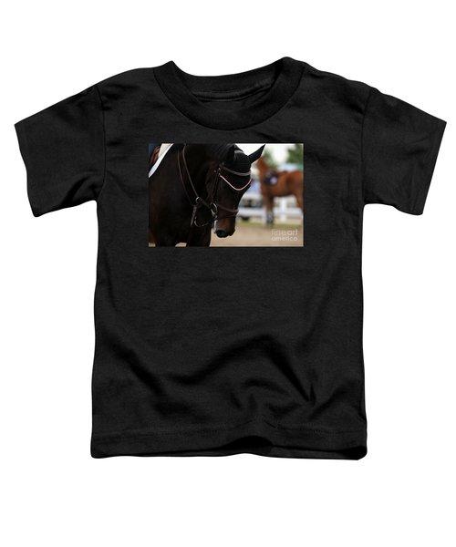 Equine Concentration Toddler T-Shirt