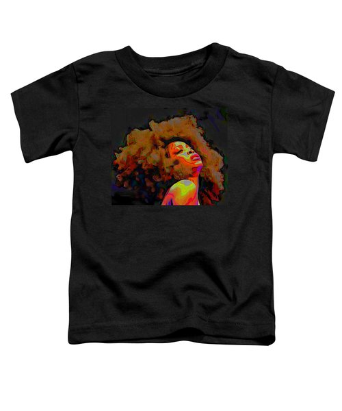 Erykah Badu Toddler T-Shirt