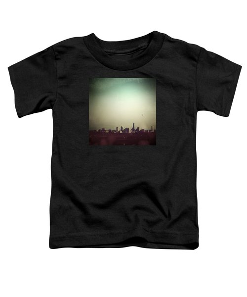 Escaping The City Toddler T-Shirt