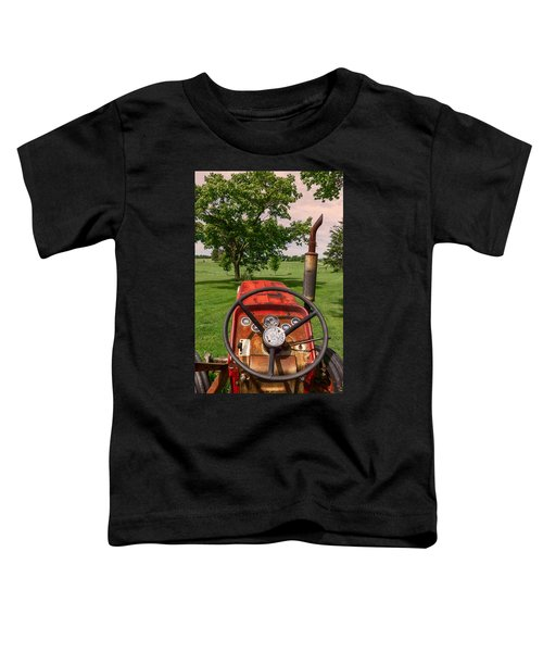 Ever Drive A Tractor Toddler T-Shirt