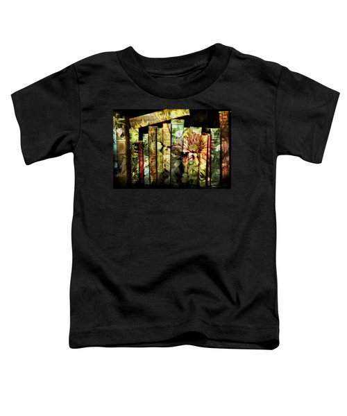 Evie's Book Garden Toddler T-Shirt
