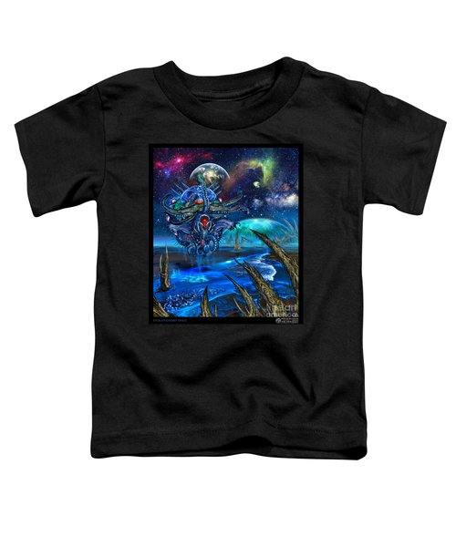 Evolutionary Space Toddler T-Shirt