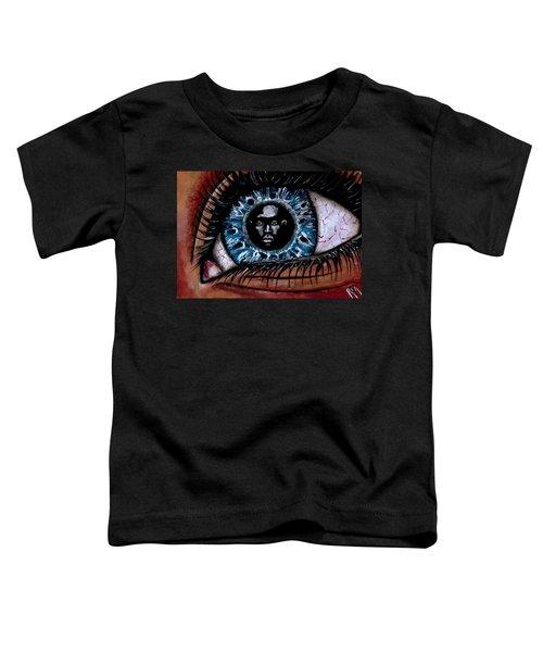 Eye Contact Toddler T-Shirt