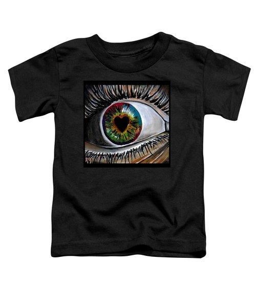 Eye Love You Toddler T-Shirt