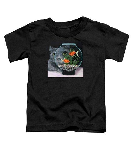 Eye To Eye Sq Toddler T-Shirt