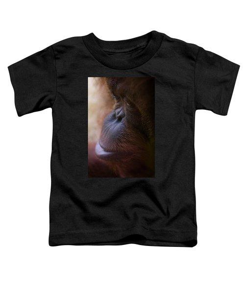 Eyes Toddler T-Shirt by Shane Holsclaw