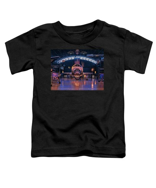 Face Of Discovery Toddler T-Shirt
