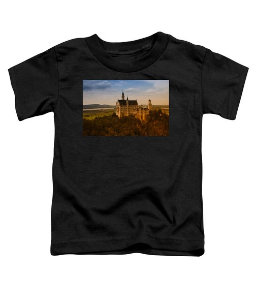 Fairy Tale Castle Toddler T-Shirt