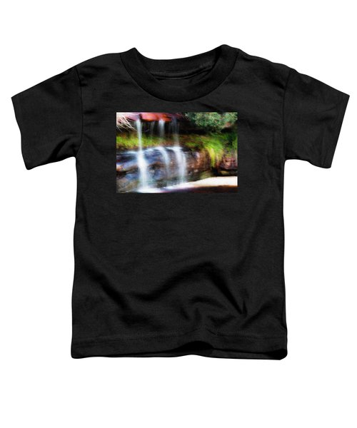 Toddler T-Shirt featuring the photograph Fall by Miroslava Jurcik