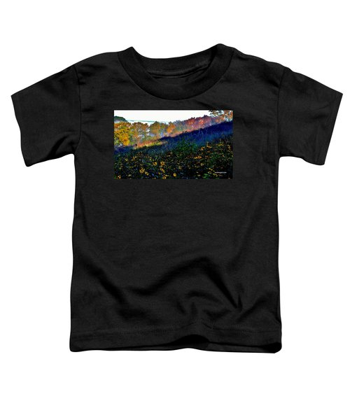 Fall On Garvin Heights Toddler T-Shirt