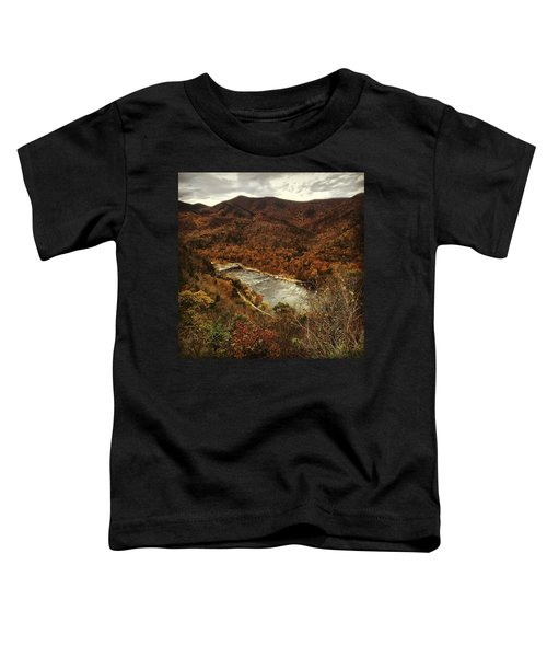 Fall On The Maury Toddler T-Shirt