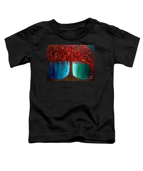 Feeling Willow Toddler T-Shirt