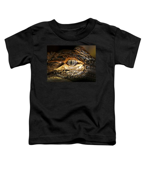 Feisty Gator Toddler T-Shirt