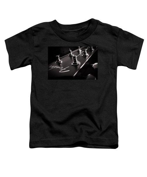 Fender Acoustic I Toddler T-Shirt