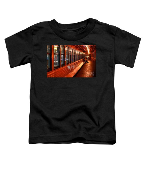 Ferry Boat Riders Toddler T-Shirt
