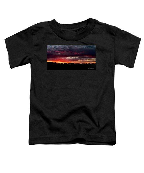 Fiery Glow Toddler T-Shirt