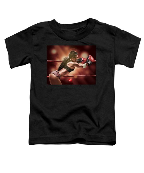 Fight Night Toddler T-Shirt