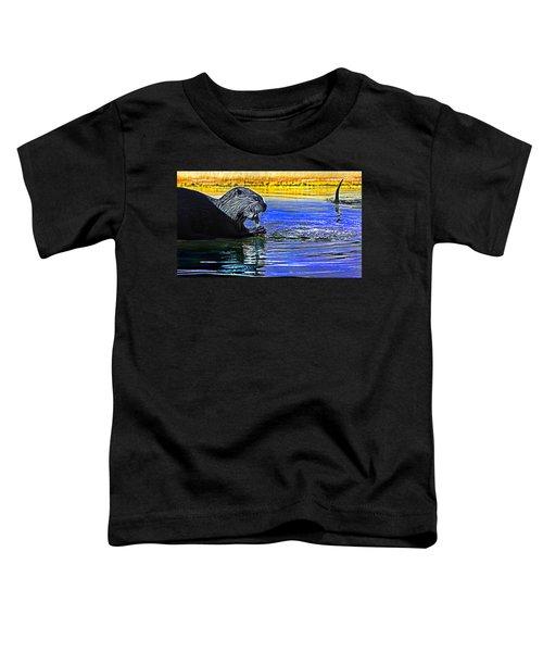 Find A Crab  Crunch A Crab Toddler T-Shirt