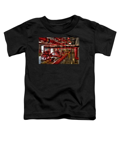 Fire Pumps Toddler T-Shirt