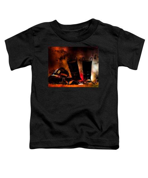 Firefighter Toddler T-Shirt
