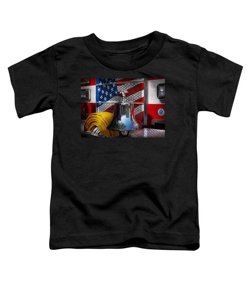 Fireman - Red Hot  Toddler T-Shirt