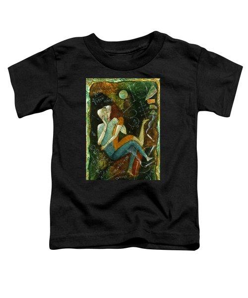 First Kiss Toddler T-Shirt
