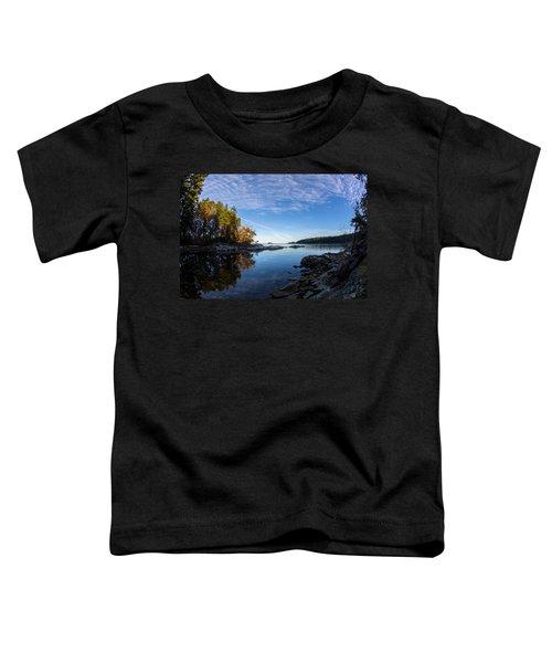 Fish Eye View Toddler T-Shirt