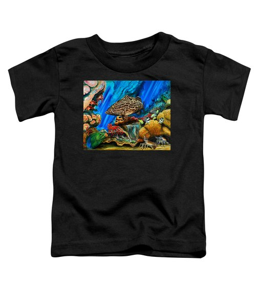Fishtank Toddler T-Shirt