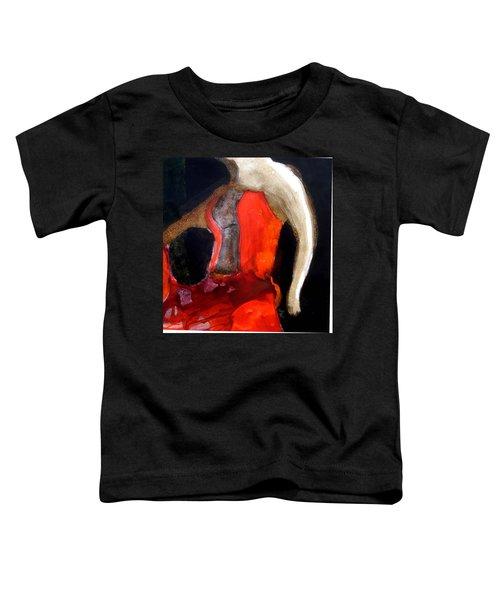 Flamenco Caliente Toddler T-Shirt