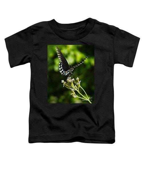 Flattering Flutter Toddler T-Shirt