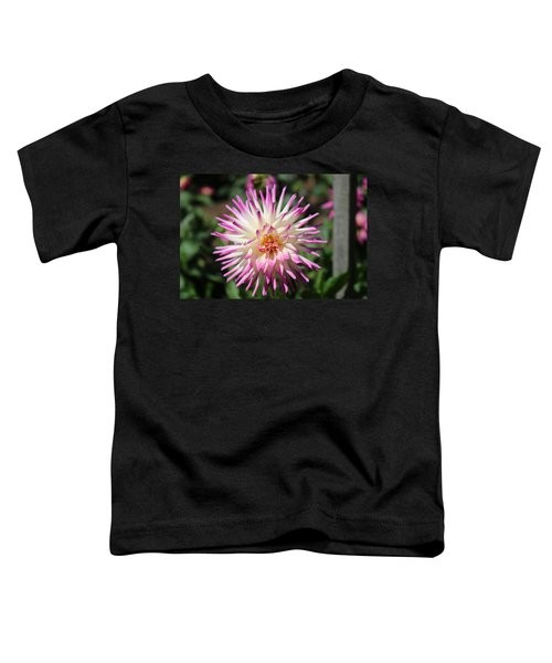 Floral Beauty 3  Toddler T-Shirt