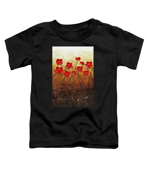 Flores De Mi Jardin 2 Toddler T-Shirt