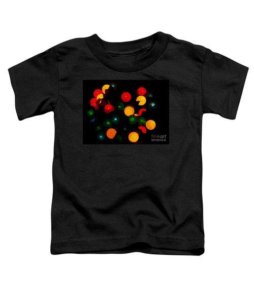 Flower Light Bunch Toddler T-Shirt